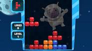 A funky variation on the classic TETRIS game, set in outer space. The game can surprise you with increased level of difficulty at some levels: be prepared! And, […]