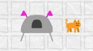 Steve The Cat is on the dangerous mission: he has to rescue his fellow space travellers by exploring the dangerous dungeon system. You have only 5 steps to […]