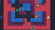 A crazy oldschool game, inspired by such classics as Bomberman. Your goal is to run through the level, collect bombs and blow them up to uncover hidden treasure […]