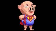 Super Pork is here to save the Earth from the invasion of the meat-eating Aliens! Use your superpowers and fly over the city and kill waves of attacking […]