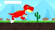 Help the funky dino and jump over cacti in order to survive the longest run of his life. How far can you get without stumbling and smashing your […]