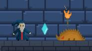 You're The Fire Wizard – a man who knows his ways with fire and magic. Explore the dangerous dungeon, jump over pits full of fiery acids and shoot […]