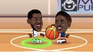 A funny, Sports Heads-like basketball game in which you have to win the 1-on-1 game, playing against your friend or the computer. Dribble, shoot, block and perform awesome […]