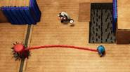 A fantastic game in which you have to defeat waves of attackers – evil toys – using a contracting rope. Use the rope to connect enemies and drag […]