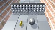 An amazing 3D game in which you have to control the rolling ball and collect golden coins, while jumping over pits and avoid dangerous spikes and other obstacles. […]