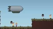 A totally crazy game in which you have to save people, steering the zeppelin and picking them up from the ground. The Earth has been attacked by evil, […]