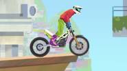 A truly challenging motocross game. Get on your bike and try to safely and quickly ride it through really tough tracks. You have to use slopes to jump […]