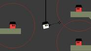 A simple, yet super-funny game about a special agent who has to assassinate all enemies on the level, using elastic rope to descend or ascend and his sniper […]