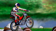 Bike Mania is now available in the HTML5 format! Play this classic motocross game in which you have to carefully and quickly ride your motorbike through the obstacle-ridden […]