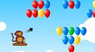 A fantastic game, featuring the Monkey Bowman, whose goal is to shoot as many balloons on the level as he can! Just set the right angle and shot […]