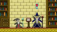 The evil necromancer Waldemar stole secret spells and all good wizards are after him! Explore his palace, avoid traps and skeletons. Collect magic gems and try to upscale […]