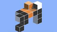 A fantastic 3D-isometric view puzzle in which your goal is to switch all black pieces to orange color, doing it in one continuouus move. Every next tile needs […]
