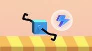 A funny, physics based game in which you have to draw the legs of the walking robot to make him march forward and get to the finish line. […]