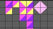 This is a really challenging puzzle game in which you have to rotate and place pieces with colored triangles, in order to create one-color squares. Be smart and […]