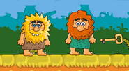 Yet another funny game, featuring ADAM AND EVE, the loving-each-other-forever cavemen. Adam has to find his girlfriend – in order to do it, he has to solve a […]