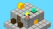 A really entertaining puzzle game, inspired by the classic game SOKOBAN. As the warehouse keeper, your goal is to move all crates towards the green fields. Try to […]