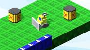 A funny game in which you have to drive a small bulldozer and push all objects off the edge of the platform. Clear the level in the shortest […]