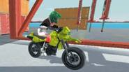 A fantastic 3D motorbike racing game in which you have to ride your motocross bike through an obstacle-ridden track. It should be easy, but the thing is, the […]