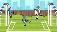 Have you ever played soccer (in Europe: football) in a totally weird style? This game, ispired by the classic ROOFTOP SNIPERS or GETAWAY SHOOTOUT will let you experience […]