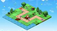 A super-exciting tower defense game, with isometric 3D view. You have to defend against waves of oncoming viral monsters. Set up you defense, placing characters along the road […]