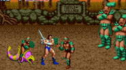 An absolute must-play for all classic games fans. GOLDEN AXE, the first title in the highly acclaimed game series by SEGA, is set in the labd of Yuria, […]