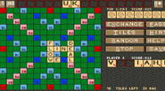 Enjoy playing classic SCRABBLE™ game, this time in the DOS version. This is English-only game, controlled by mouse. You can play against up to four opponents, controlled by […]