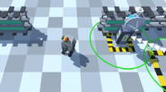 An intriguing 3D puzzle game in which you control a small robot, that has to push and move hi-tech towers (aka 'nodes') to connect or disconnect them from […]