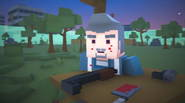 MINEGUY: UNBLOCKABLE is an exciting, Minecraft-inspired action game in which you have to survive among hordes of enemies, trying to catch and kill you. Find the weapons as […]