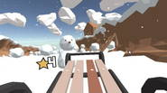 Get on your snow sleds and ride down the hill! You have to try really hard and try to avoid huge snowballs, stones, giant snowmen, trees and other […]