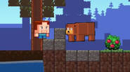 If you like MINECRAFT, try this 2D online version! Explore the land made of blocks, craft various items, avoid enemies such as wild animals and try to survive […]