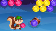 """A fantastic blend of """"match three"""" and """"bubble shooter"""" game type. Enter the magical forest and earn as many points as you can in 60 seconds! Your goal […]"""