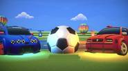 A cool game for all car and soccer fans. Choose your country and try to win 1:1 soccer game, playing against computer or against your friend in 2 […]