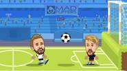 A fantastic football / soccer game for one or two players. Choose your player and opponent and try to win the match, kicking and hitting the ball with […]