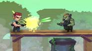 You're an alone special forces soldier, on a dangerous jungle mission. Aliens have invaded Earth and are hiding somewhere in a rainforest. Kill all enemies, collect new weapons […]