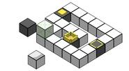A smart, isometric 3D game in which you have to lead the cube towards the exit (it's a yellow ball), that is locked. Look for the button that […]