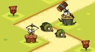 If you're a pirate-themed games fan, this is the one for you! In PIRATE DEFENSE, your goal is to to stop incoming waves pirates in 15 challenging levels. […]