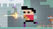 CASTEL WARS is a fantastic two player platform arena duel game. You can create small bricks to escape or trap your the opponent during the game. You can […]