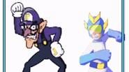 A funny, fan-made game set in the Mario world, featuring a strange character called Waluigi. His mission is to save the world, using five special disks. Good luck […]