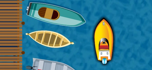 Check your boat parking skills in this excellent game. Park your boat at the pier, carefully maneuvering and avoiding collisions with other boats and floating objects. Game Controls: […]