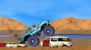 Drive your 4-wheel Monster Truck to the end line, crushing other cars and going through all obstacles. Balance your car in the air and watch out for car […]