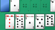 Great card game for all Solitaire fans. Your goal is to build ace and king foundations of the same suit. You can build the columns of cards up […]