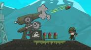 You are a commander of the small artillery unit. Aim your cannon and try to eliminate all enemy forces within the shooting range. Great, cartoon graphics and awesome […]