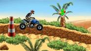 Ride your ATV through wild places, get bonuses and try not to kill yourself by falling on your head! Game Controls: Up Arrow – Move Forward Down Arrow […]