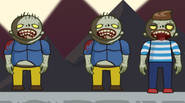 Evil zombies invaded your town. Get rid of them, using your knife thrower and balloons. Great physics game – aim precisely and remember that balloons can make things […]