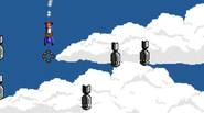 A great game with awesome, pixel design of 80's games. Your city is under bomb attack. You are the super hero – Bomb Diver on a mission to […]