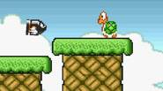 Bullet Bill 3 – our negative hero is back! Fly as far as you can, avoiding obstacles and causing mayhem in the Mario Land. Absolutely fantastic, NES-style game. […]