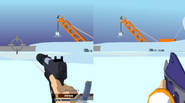 Totally engaging, two players split-screen shooting game. You and your partner have to eliminate your opponents and don't get yourself killed. Be quick, agile and ruthless! Game Controls: […]