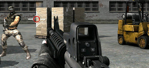 Great game for all Counter Strike fans. Defend yourself from enemy attack – shoot all terrorists before they shoot you. Be quick and precise – headshots are...