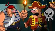 Find the legendary treasure of Menry Gordon, famous pirate. You lead the crew of mighty pirates, ready for dangerous adventures in the jungle. You will have to fight […]