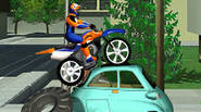 Third part of this exciting game. Ride your bike through extreme urban tracks with various obstacles like cars, boxes etc. Complete all tracks as soon as you can, […]